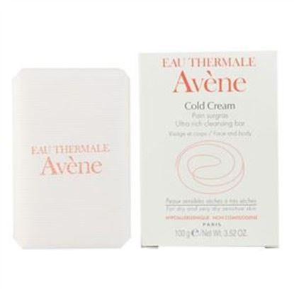 Picture of Avene Cold Cream Ultra Rich Soap-Free Cleansing Bar