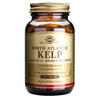 Picture of Solgar North Atlantic Kelp Tablets