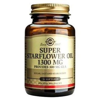 Picture of Solgar Super Starflower Oil 300 mg Softgels