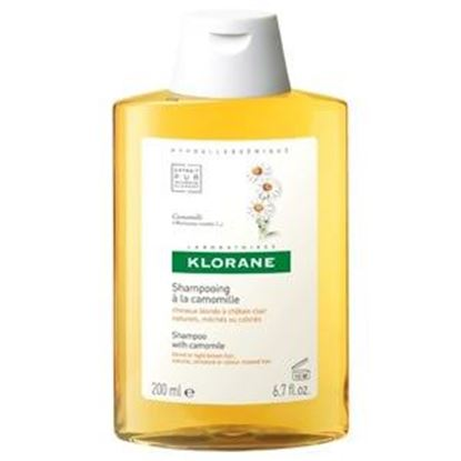 Picture of Klorane Camomile Shampoo For Blonde Hair