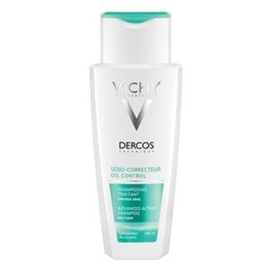 Picture of Vichy Dercos Sebum-Correcting Shampoo