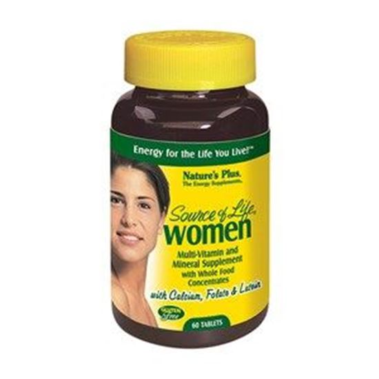 Picture of Natures Plus Source of Life Women Tablets