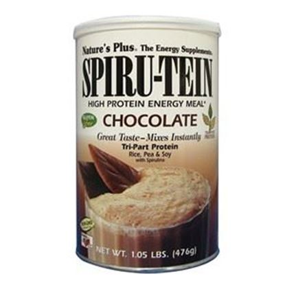 Picture of Natures Plus Chocolate Spiru-Tein  Shake