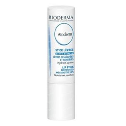 Picture of Bioderma Atoderm Moisturising Stick for Dehydrated Lips