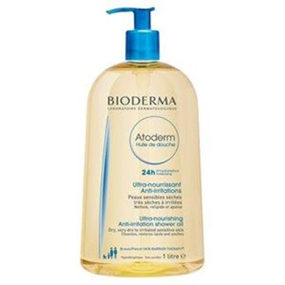 Picture of Bioderma Atoderm Ultra-Nourishing Anti-Irritation Shower Oil