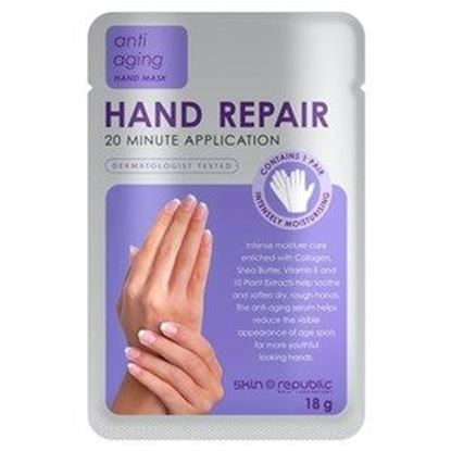Picture of Skin Republic Hand Repair Hand & Nail Mask
