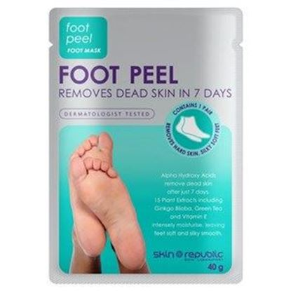 Picture of Skin Republic Foot Peel Foot Mask