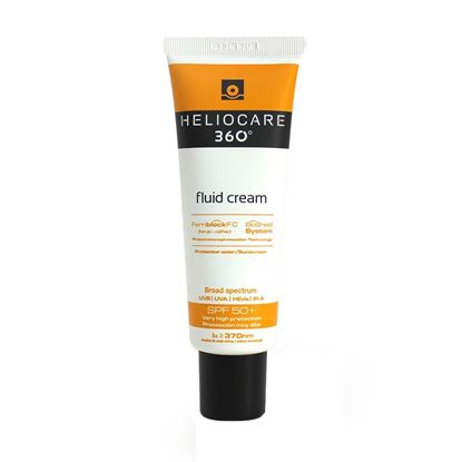Picture of Heliocare 360 Fluid Cream SPF 50+ 50ml