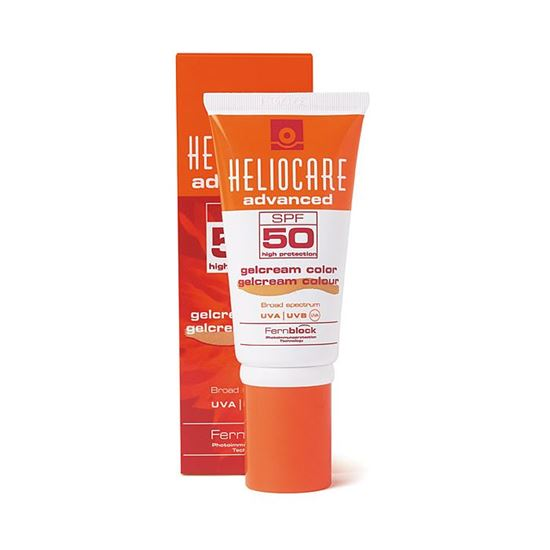 Picture of Heliocare Gelcream Colour Light SPF 50 50ml