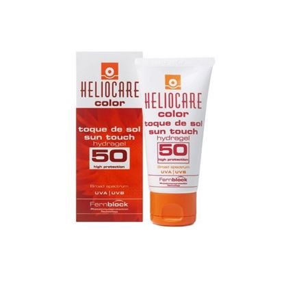Picture of Heliocare Hydragel Sun Touch SPF 50 50ml