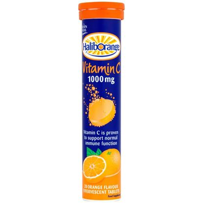 Picture of Haliborange Vitamic C Effervescent Tablets - 20