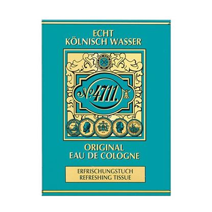 Picture of 4711 Original Eau de Cologne Refreshing Tissue 10pcs