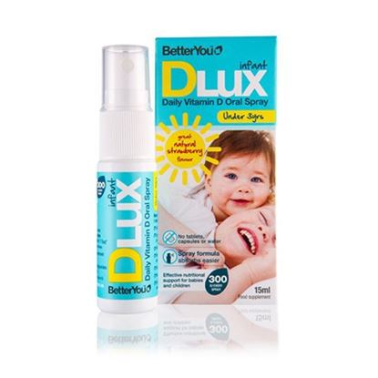 Picture of BetterYou Dlux Infant Vitamin D Oral Spray - 15ML