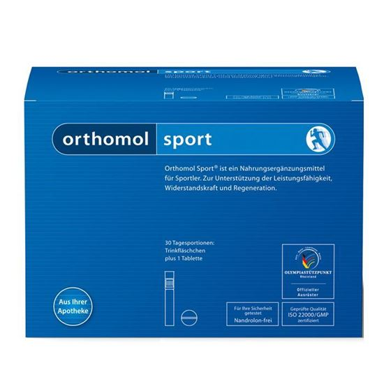 Picture of Orthomol Sport Vials 30 days