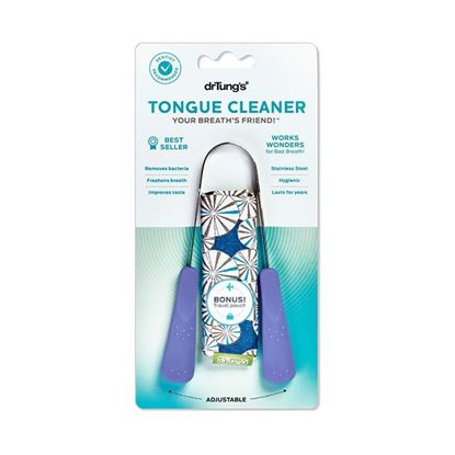 Picture of Dr Tungs Tongue Cleaner