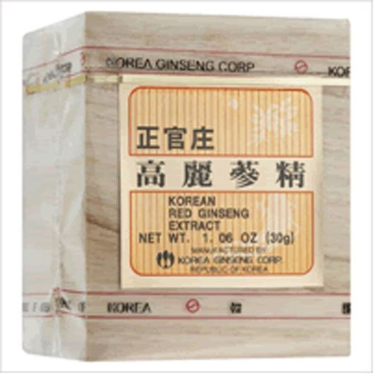Picture of Korean Red Ginseng Extract - 30g