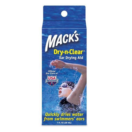 Picture of Mack's Dry-n-Clear Ear Drying Aid - 30ml