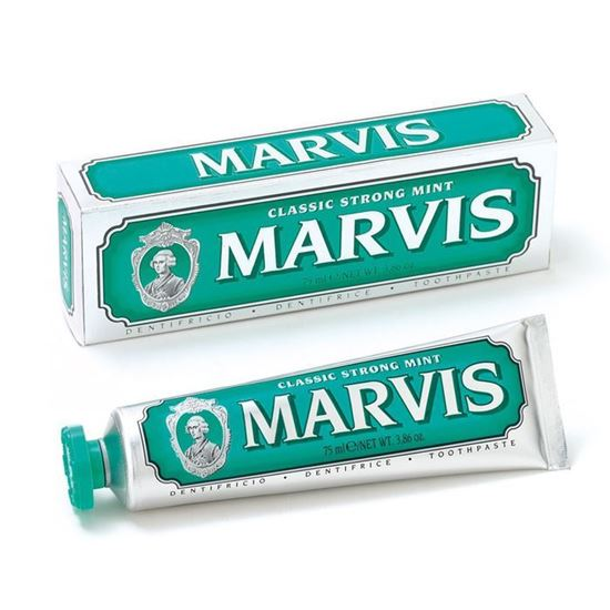 Picture of Marvis Toothpaste Classic Strong Mint - 75ml