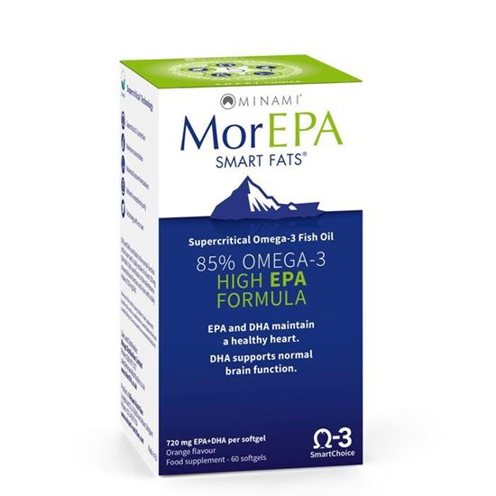 Picture of Minami MorEPA Smart Fats - 60 softgels