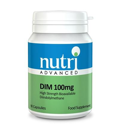 Picture of Nutri Advanced DIM  100mg 90 cap
