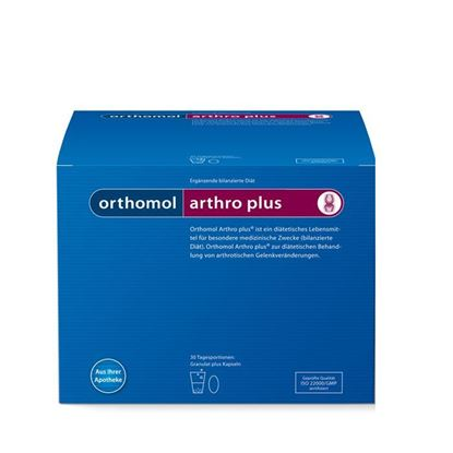 Picture of Orthomol Artho Plus 30 days