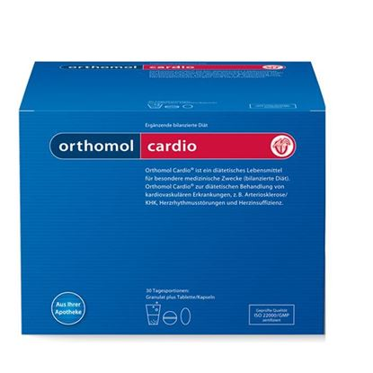 Picture of Orthomol Cardio 30 days