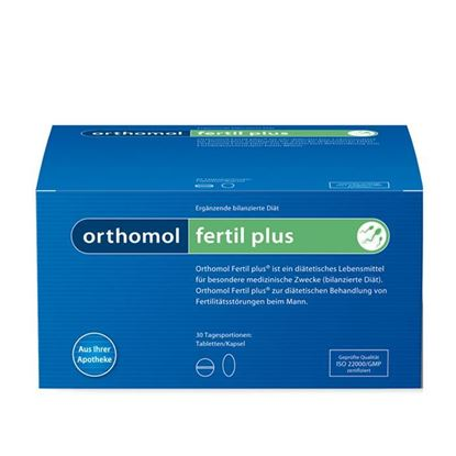 Picture of Orthomol Fertil Plus. 30 days