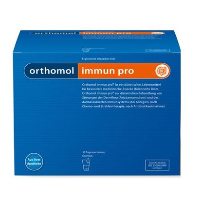 Picture of Orthomol Immun Pro Powder  30 days