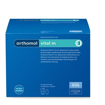 Picture of Orthomol Vital M 30 days