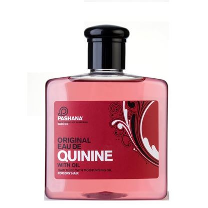 Picture of Pashana Eau de Quinine Hair Tonic with oil 250ml