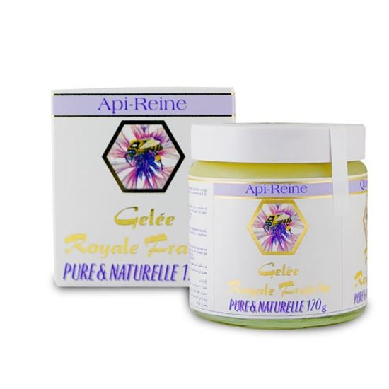 Picture of Queen Bee Fresh Royal Jelly  120 g