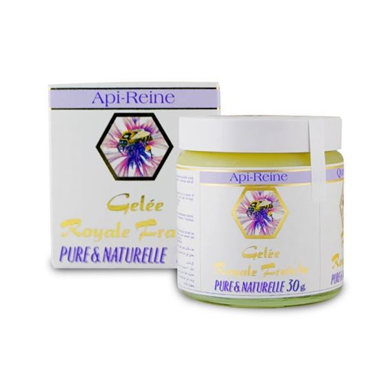 Picture of Queen Bee Fresh Royal Jelly  30 g