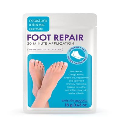 Picture of Skin Republic Foot Repair Mask 18g