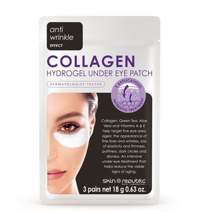 Picture of Skin Republic Under Eye Patch Collagen 18g