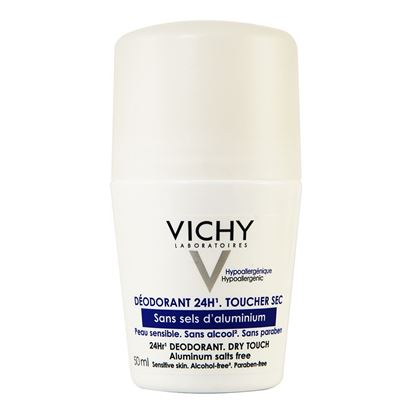 Picture of Vichy 24hr Dry Touch Deodorant Roll-on