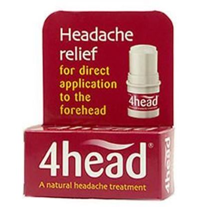 Picture of 4head Topical Headache Relief Stick