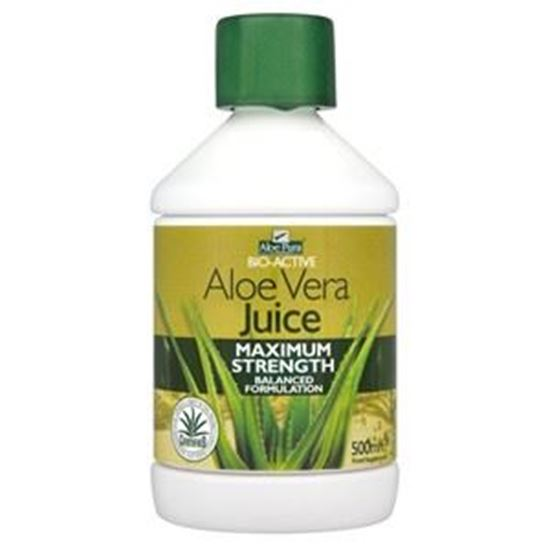 Picture of Aloe Pura Aloe Vera Juice Max Strength - 500ml