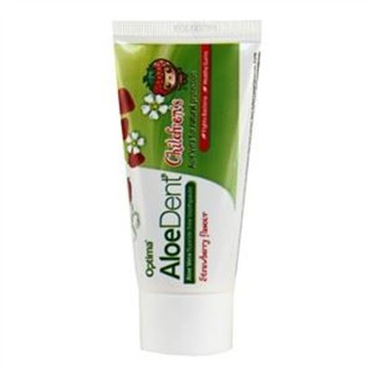Picture of AloeDent Children's Strawberry Toothpaste - 50ml