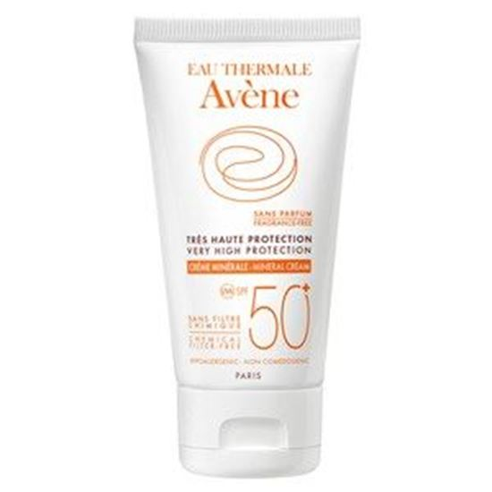 Picture of Avene Very High Protection Mineral Cream SPF 50+ For Intolerant Skin
