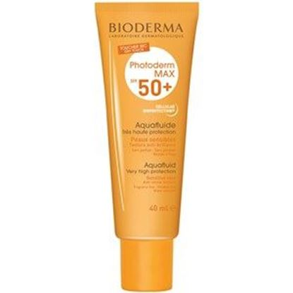 Picture of Bioderma Photoderm Max Aquafluid SPF50+ - 40ml