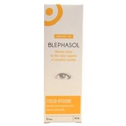 Picture of Blephasol Micelle Lotion for the Daily Hygiene of Sensitive Eyelids - 100ml