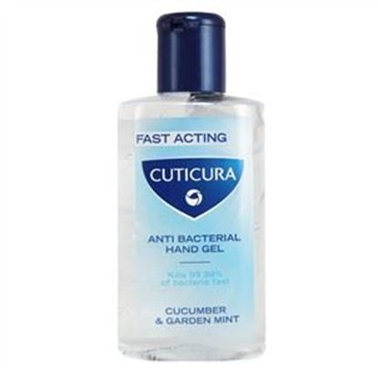 Picture of Cuticura Anti-Bacterial Hand Gel - Crisp & Fresh -100ml