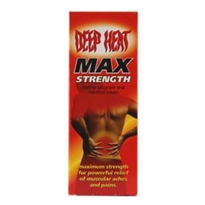 Picture of Deep Heat Max Strength