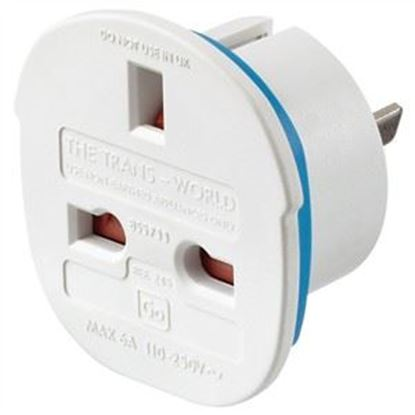 Picture of Go Travel Transworld Adaptor (UK - Americas)