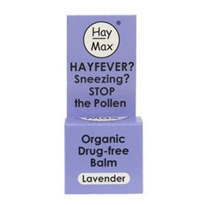 Picture of HayMax Organic Drug-free Balm - Lavender