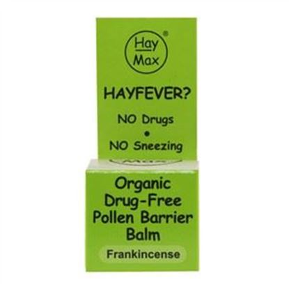 Picture of HayMax Organic Drug-free Pollen Barrier Balm - Frankincense