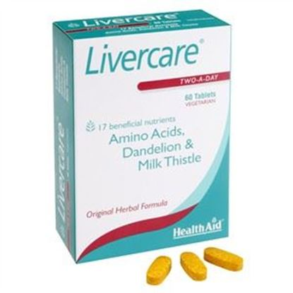 Picture of HealthAid Livercare Blister Pack