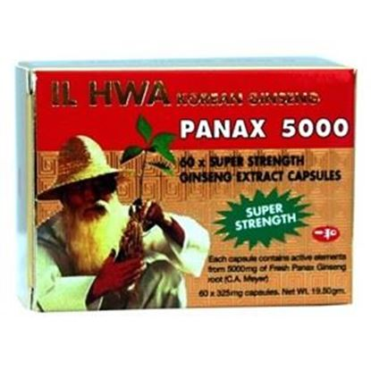 Picture of ILHWA Korean Ginseng Panax 5000