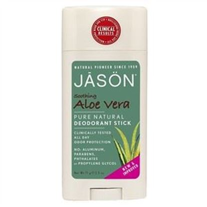 Picture of Jason  Soothing Aloe Vera Deodorant Stick - 85g