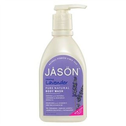 Picture of Jason Calming Lavender Body Wash - 900ml